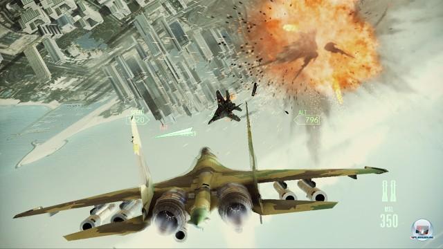 Screenshot - Ace Combat: Assault Horizon (360) 2248887