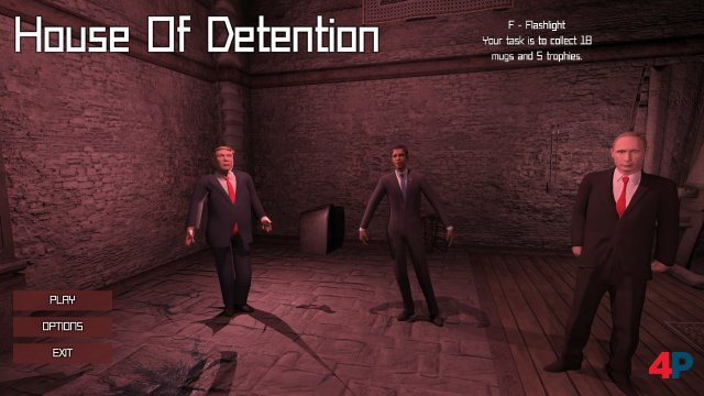 Screenshot - House of Detention (PC) 92614419