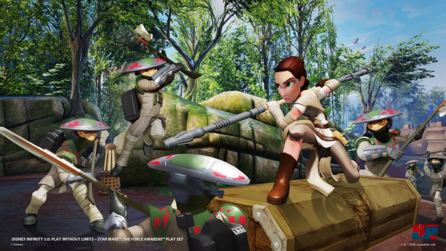 Screenshot - Disney Infinity 3.0: Play Without Limits (360) 92517891