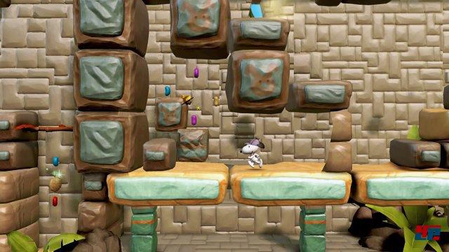 Screenshot - Die Peanuts der Film: Snoopys Große Abenteuer (PlayStation4)