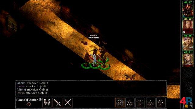 Screenshot - Baldur's Gate and Baldur's Gate 2 Enhanced Editions (PS4) 92598261