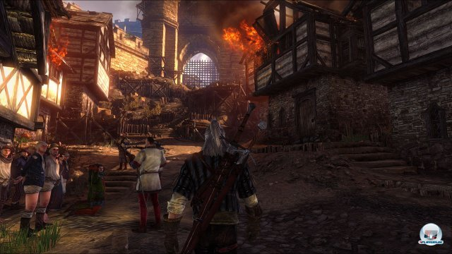 Screenshot - The Witcher 2: Assassins of Kings (360)
