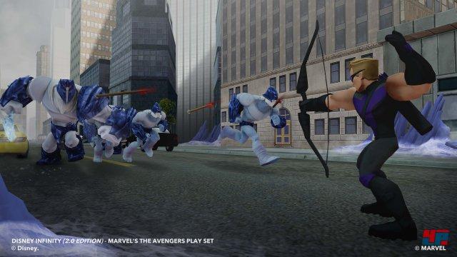 Screenshot - Disney Infinity 2.0: Marvel Super Heroes (PlayStation4) 92490767