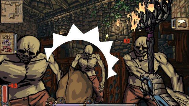 Screenshot - Slasher's Keep (PC)