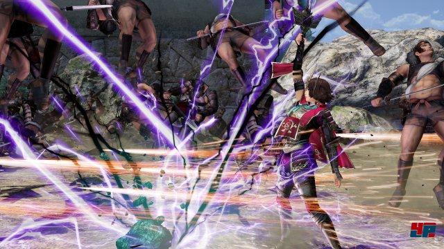Screenshot - Samurai Warriors 4 (PlayStation4) 92492894