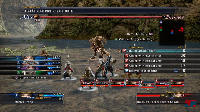 Screenshot - The Last Remnant (PS4)