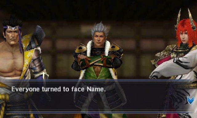 Screenshot - Samurai Warriors: Chronicles 3 (3DS) 92506559