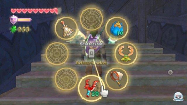 Screenshot - The Legend of Zelda: Skyward Sword (Wii) 2276567