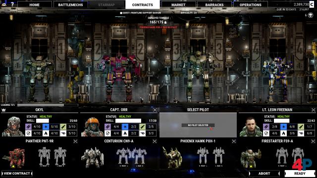 Screenshot - MechWarrior 5: Mercenaries (PC) 92602690