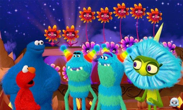 Screenshot - Sesamstrasse: Es war einmal ein Monster (360)