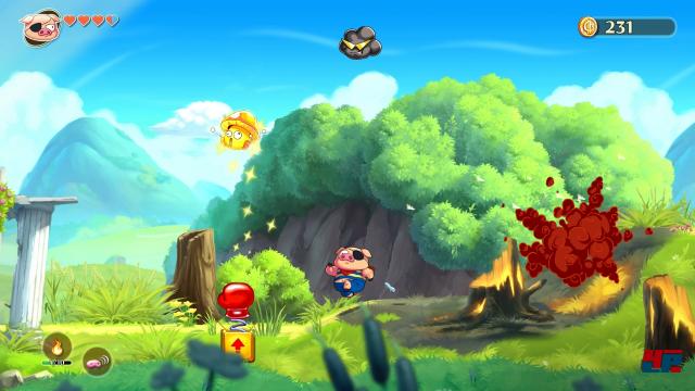 Screenshot - Monster Boy und das Verfluchte Königreich (PC) 92579716