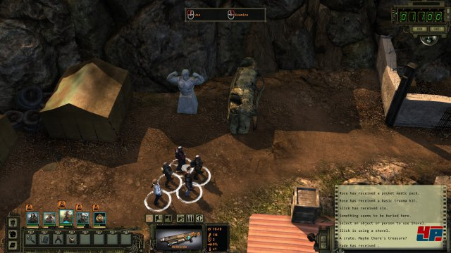 Screenshot - Wasteland 2 (PC) 92490630