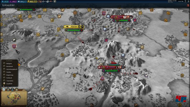 Screenshot - Civilization 6: Rise and Fall (PC) 92559835