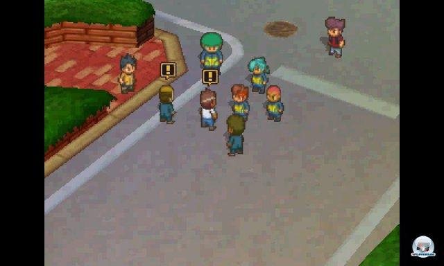 Screenshot - Inazuma Eleven 3: Kettenblitz (3DS) 92469772