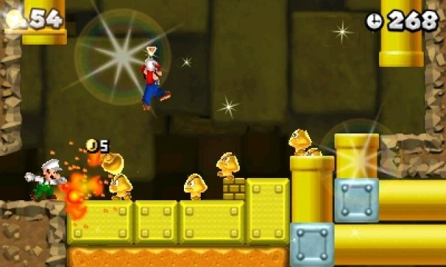 Screenshot - New Super Mario Bros. 2 (3DS) 2373582