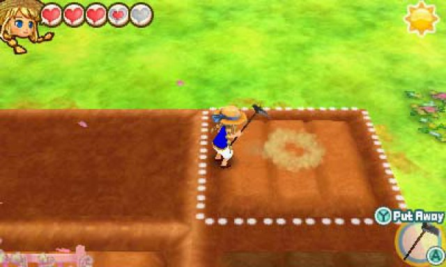 Screenshot - Story of Seasons: Trio of Towns (3DS) 92554177