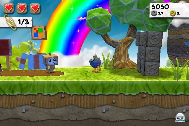 Screenshot - Paper Monsters (iPhone) 2316477