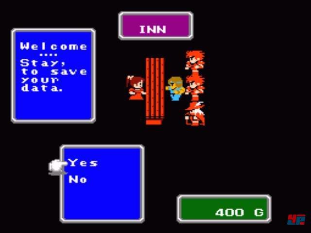 Screenshot - Final Fantasy (NES) 92549050
