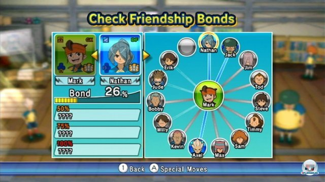 Screenshot - Inazuma Eleven Strikers (Wii)