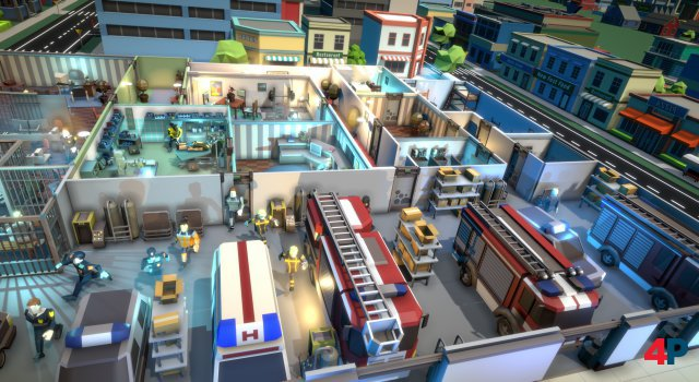 Screenshot - Rescue HQ - The Tycoon (PC) 92588823
