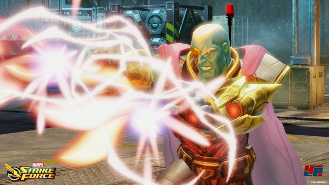 Screenshot - Marvel Strike Force (Android) 92562457