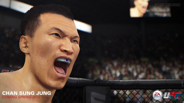 Screenshot - EA Sports UFC (PlayStation4) 92475770