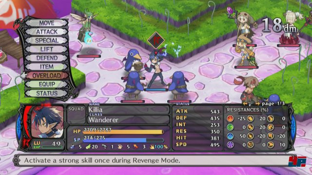 Screenshot - Disgaea 5: Alliance of Vengeance (PlayStation4) 92509522