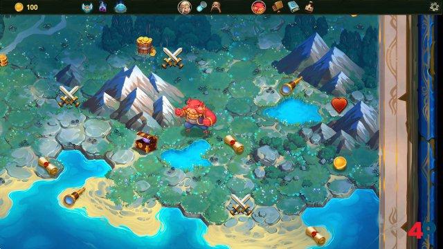Screenshot - Roguebook (PC)