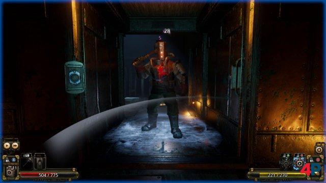 Screenshot - Vaporum: Lockdown (PC) 92624611