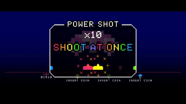 Screenshot - Space Invaders: Invincible Collection (Switch)