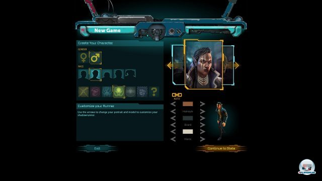 Screenshot - Shadowrun Returns (PC) 92465684