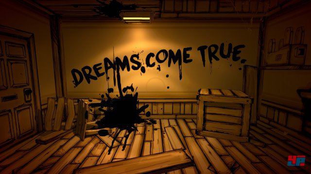 Screenshot - Bendy And The Ink Machine (PS4) 92578650