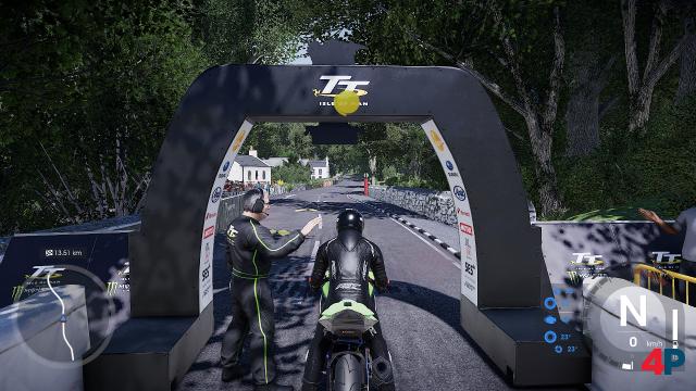 Screenshot - TT Isle of Man - Ride on the Edge 2 (PC) 92608665