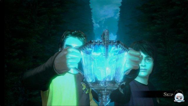 Screenshot - Harry Potter für Kinect (360)