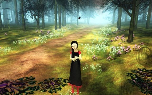 The Path <br><br>  Sechs Mädchen allein in einem dunklen Wald voller Gegenstände - und ein Pfad, den man auch mal verlassen sollte! Am spielerischen Anspruch scheiden sich hier die Geister. Doch atmosphärisch lässt das kunstvolle Horrormärchen selbst moderne Hochglanz-Spiele alt aussehen.   2088188