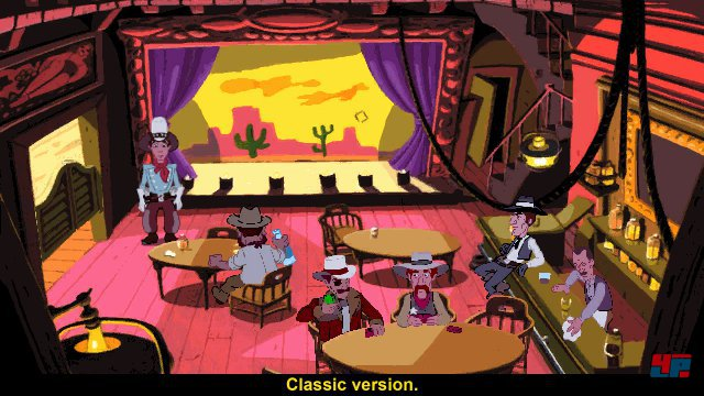 Screenshot - Fenimore Fillmore: 3 Skulls of the Toltecs (Remaster) (PC)