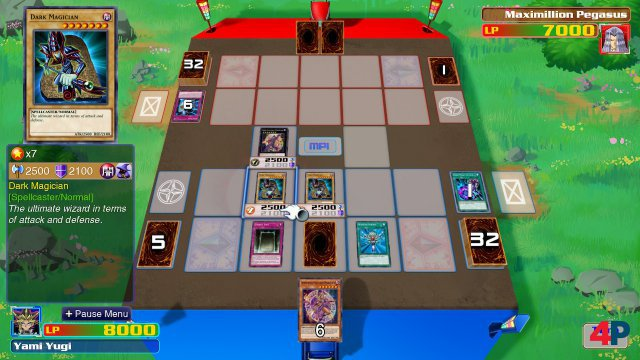Screenshot - Yu-Gi-Oh! Legacy of the Duelist: Link Evolution (Switch)