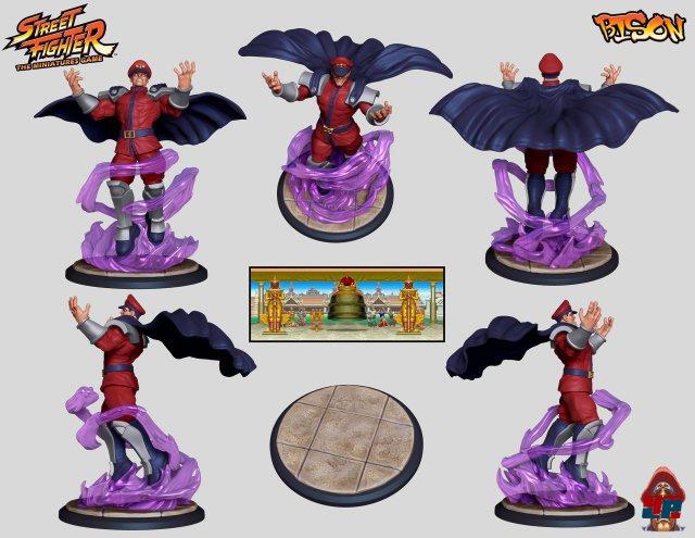 Screenshot - Street Fighter: The Miniatures Game (Spielkultur)