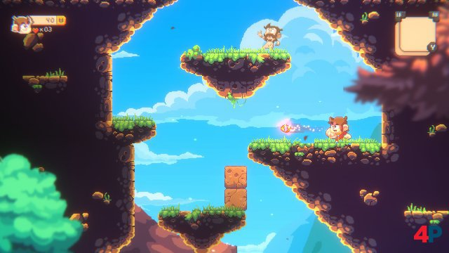 Screenshot - Alex Kidd in Miracle World DX (PS4)