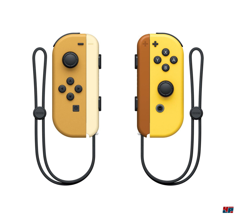 Nintendo Switch Konsolen Bundles Zu Pokémon Let S Go Pikachu