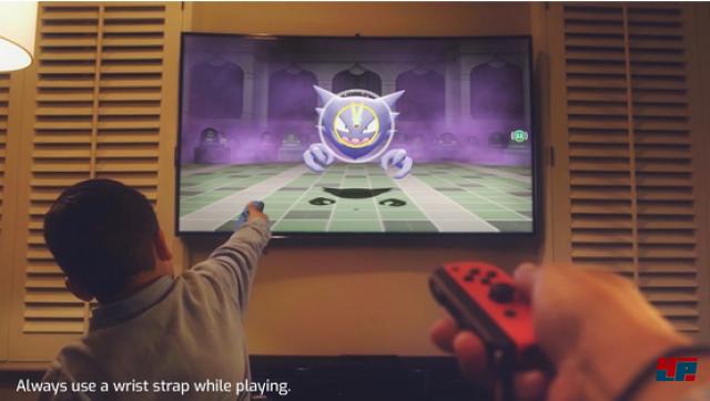 Screenshot - Pokémon Let's Go,Pikachu! & Let's Go, Evoli! (Switch) 92566035