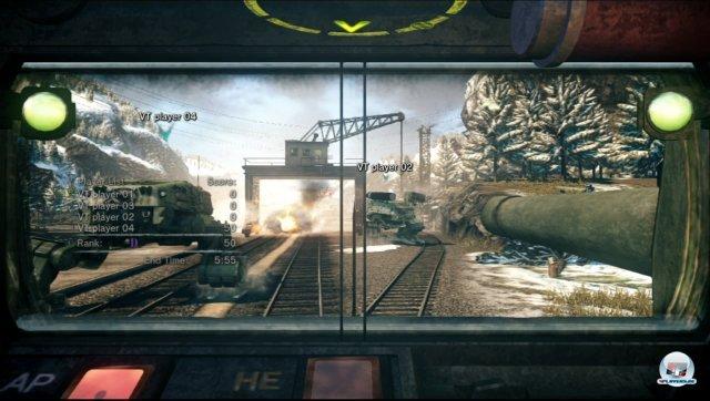 Screenshot - Steel Battalion: Heavy Armor (360) 2338692
