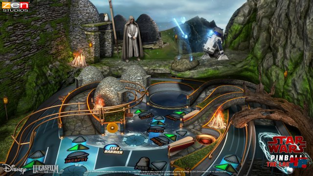 Screenshot - Star Wars Pinball: The Last Jedi (PC) 92563896