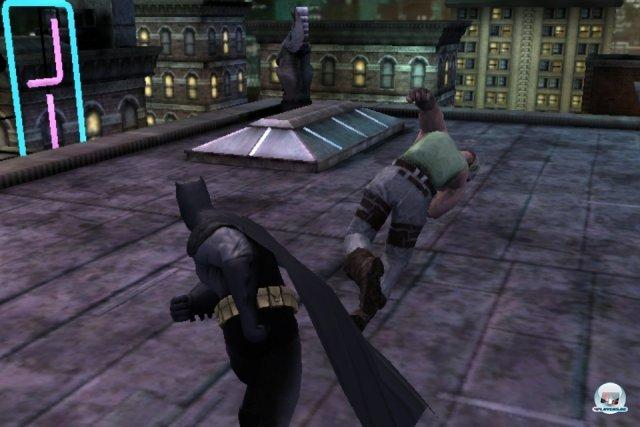 Screenshot - Batman: Arkham City Lockdown (iPhone) 2298467