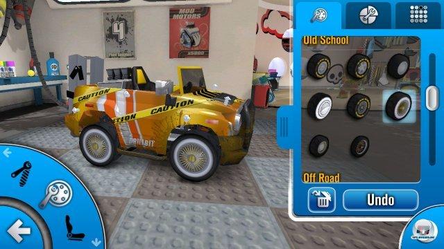 Screenshot - ModNation Racers: Road Trip (PS_Vita)