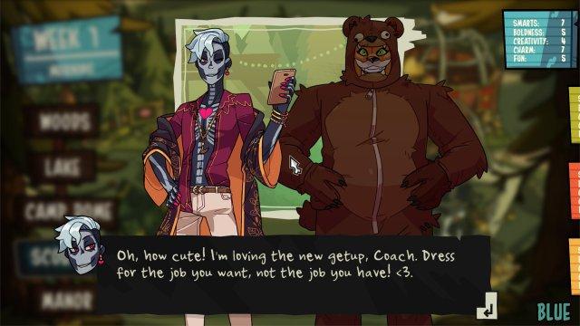 Screenshot - Monster Prom 2: Monster Camp (PC) 92627698
