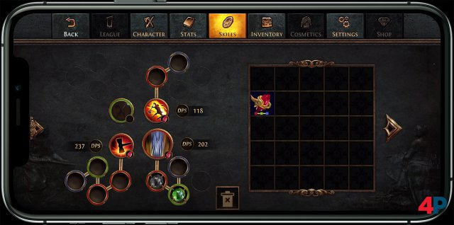Screenshot - Path of Exile Mobile (Android)