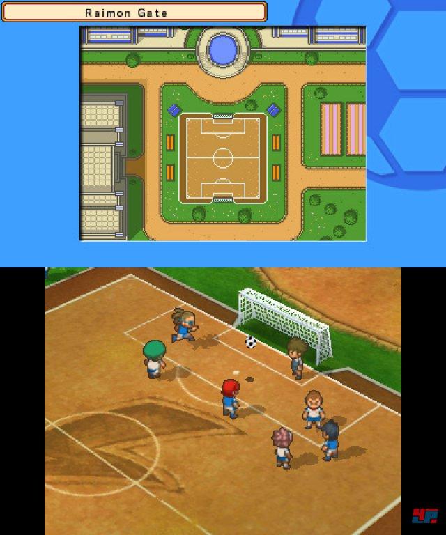 Screenshot - Inazuma Eleven 3: Team Oger greift an! (3DS) 92475102