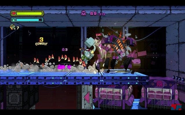 Screenshot - Tembo The Badass Elephant (PC)
