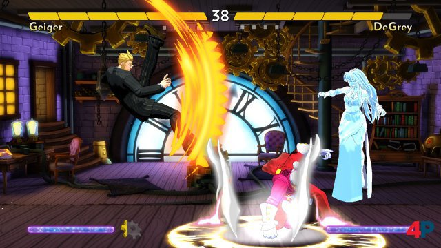 Screenshot - Fantasy Strike (PC) 92591512